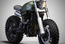 MC | Cafe Racers | Misc