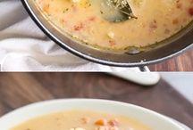 Soups galore