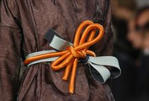 Accessories // obi & belt