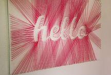 decoration ideas / by Lena Souflia