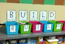 Math - Tubs / Fun ideas for teaching math  in the kindergarten classroom. Math Tubs -- center ideas