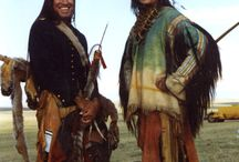 The Real Americans / The  Native American Red Idindian