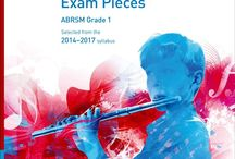 ABRSM Flute Exams 2014-2017 / by Sheet Music Megastore