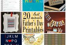 Father's Day Ideas / by Tiffany Helke