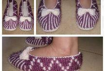 çorap ve patikler