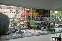 Ultimi passi alla 55. Biennale di Venezia: il laboratorio di Sze al padiglione degli Stati Uniti / Le foto per UT di Alain Chivilò