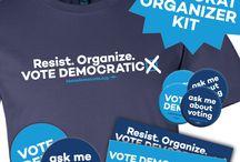 Texas Democrats and Progressives
