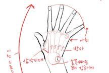 drawing-hand