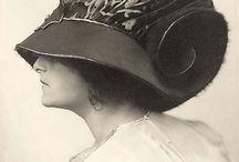 flotte gammeldags hatte