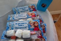 Braelyn and Ryan - Frozen Fun 2014 ❤️ / Birthday Party Ideas / by Jessica Kirschner