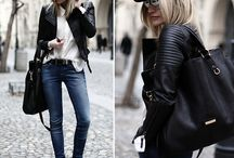 Style: Leather Jacket