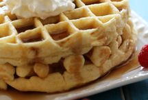 Quick & Easy Waffle Recipes / Quick and easy waffle recipes.