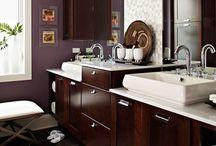 Downstairs Bathroom / by Pam Radmacher