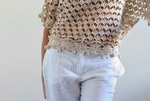Wearable crochet / by Sandra Jimenez