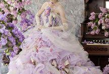 PAARS! / Je gaat trouwen en jullie accentkleur wordt paars? Dan vind je hier een heleboel inspiratie!