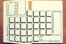 Scrapbook+Bulett Journal
