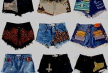 DIY Shorts / by Lady Loki