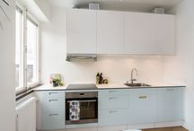 Bänkskivor Kompaktlaminat / Bänkskivor i kompaktlaminat som passar till olika kök bl a Ikea.