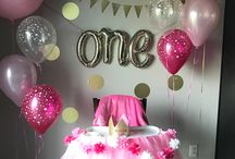 Layla First Birthday Ideas