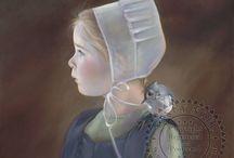 Amish art