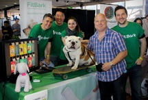 04/25/2013. FitBark's launch at NY Tech Day!!!