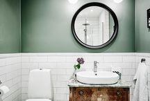 Bad + badeværelse