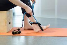 voet oefening