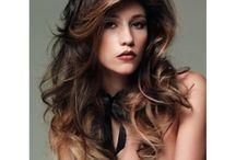 capelli lunghi bronzo