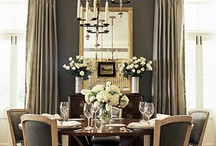dining room / by Jaclyn Gilbert