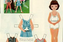 Paper Dolls - Betsy McCall