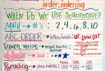 Anchor Charts / by Lesa Wilburn