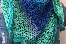 Sjaals haken en breien