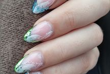 Nails / Rakennekynsi, Nail art