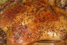 pečená kačka