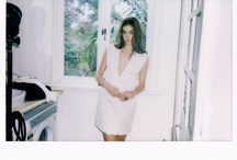 AW 13 Polaroids / Behind the scenes on our AW13 shoot x