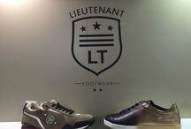 """""""Lieutenant"""" Footwear / Shoes and Acessories"""