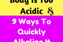 Alkaline/Acidic Body