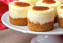 Mini cheesecake recipes