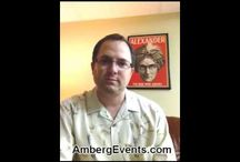 Freaky Friday magic / prepare to be blown away by magic & illusions performed by our very own Ted Amberg!