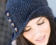 HATS: knitting and crocheting / by Darievna