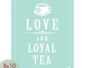 Tea - Solves anything.