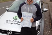 Chessington / People who passed their driving tests having taken lessons from Wimbledon Driving School