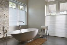 Rum: badeværelse / Få inspiration til gardiner i dit badeværelse