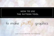 Illustrator, Photoshop & Graphic Design