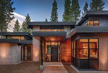 Mountain Modern Exteriors