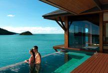 Romantická místa / Krásná a romantická místa pro inspiraci, kde bychom mohly trávit se svým partnerem.