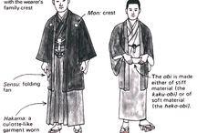 Men's Kimono / by Suzy Retro