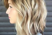 Medium length hairstyles