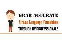 African Language Translation