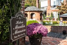 2013 - Amanda and Mikey / Historic Mankin Mansion Wedding by James Linkowitz Photography / by Mankin Mansion